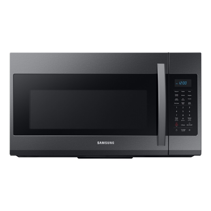 samsung over the range microwaves at