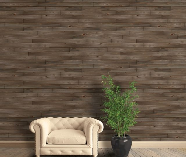 Design Innovations Reclaimed  Sq Ft Weathered Wood Tongue And Groove Wall Plank Kit
