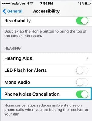 Fix: Poor call sound quality on iPhone 7   Mobile Internist