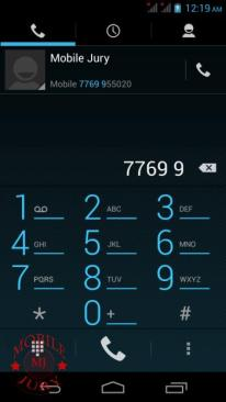 Dialling