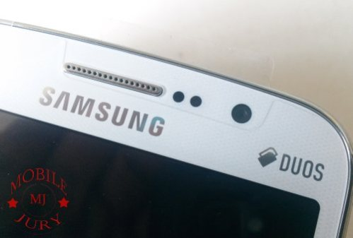 frontcam and sensors-Samsung Galaxy Grand 2 Quick Review