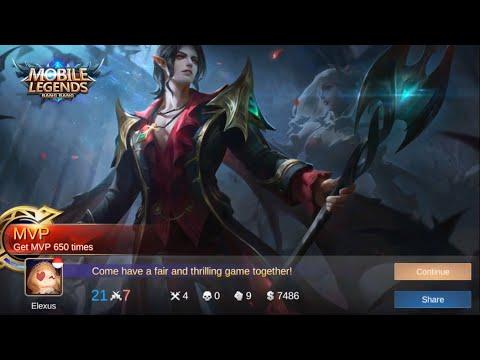 Tutorial, Tips Item Build & Cara Belajar Main Cecilion (MVP Gameplay) - Hero Guide Mobile Legends
