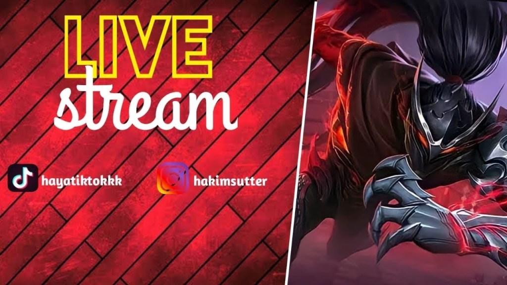 🔴 Live Stream Haya Tiktok - Mabar Bang Mobile Legend