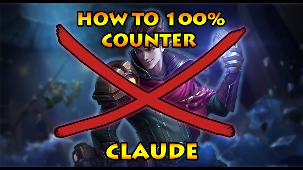 How To Completely Shut Down Claude Tutorial | Mobile Legends