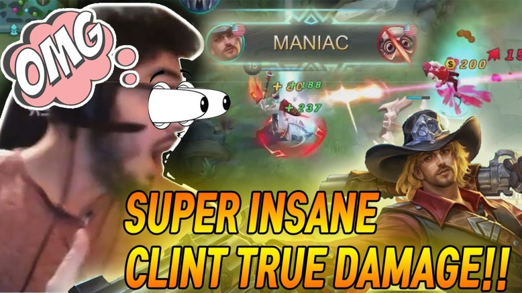 Clint New Meta? Let's see... | Mobile Legends | MobaZane