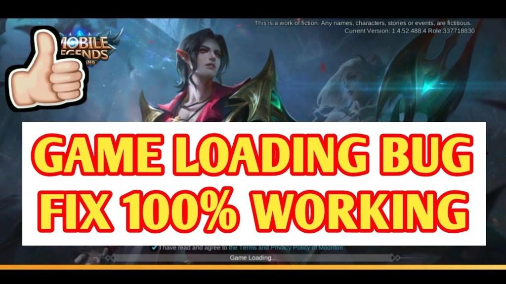 Mobile Legends Game Loading Problem SOLVE 💯 UPDATE MARCH 21 2020