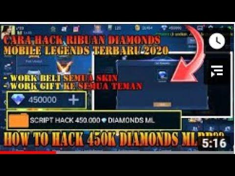 SCRIPT 450K DIAMONDS MOBILE LEGENDS PATCH ATLAS TERBARU 2020 PROOF BUY SKIN