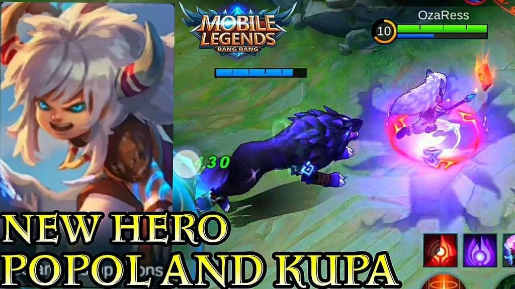 New Hero Popol And Kupa - Mobile Legends Bang Bang