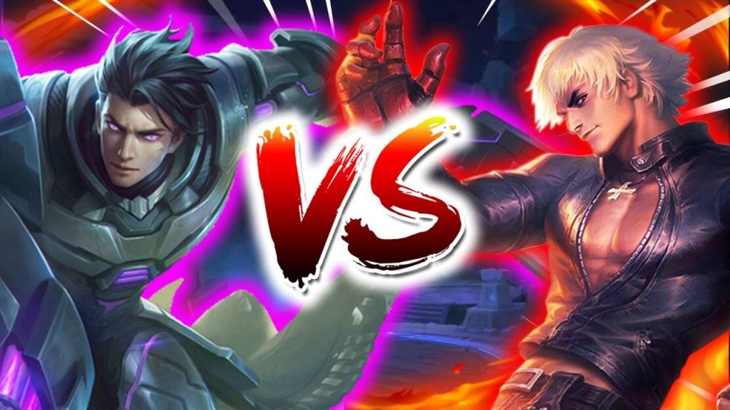 Top Global Alucard VS Gusion (Jess No Limit VS Cold) - Mobile Legends