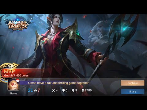 Tutorial, Tips Item Build & Cara Belajar Main Cecilion (MVP Gameplay) - Hero Guide Mobile Legends