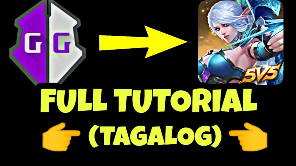 How To Use Game Guardian In Mobile Legends 2019 (Tagalog Tutorial)
