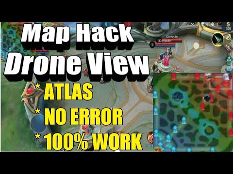 Latest | Map Hack | Drone View | Mobile Legends : Bang Bang