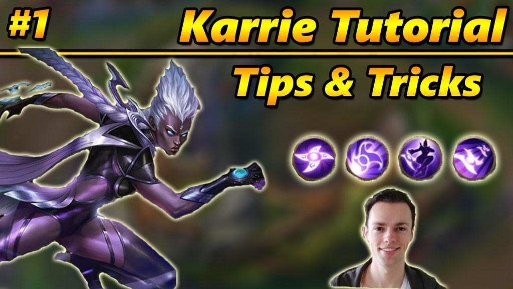 Mobile Legends Tutorial: Karrie Tips and Tricks #1
