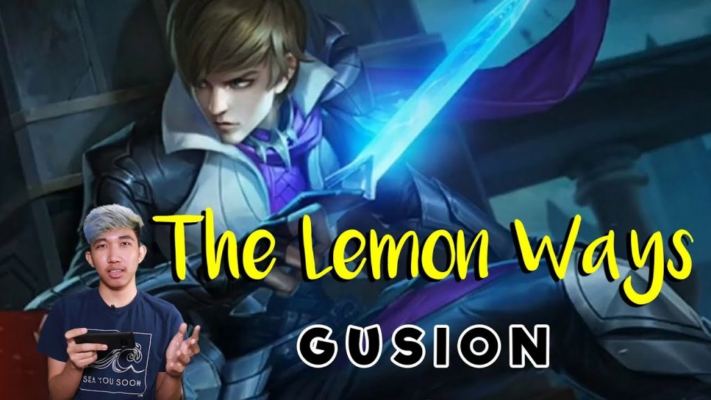 TUTORIAL HERO MOBILE LEGENDS : GUSION