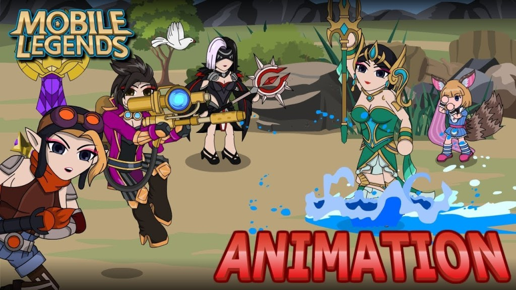 MOBILE LEGENDS ANIMATION #71 - RECONNECT PART 1 OF 2