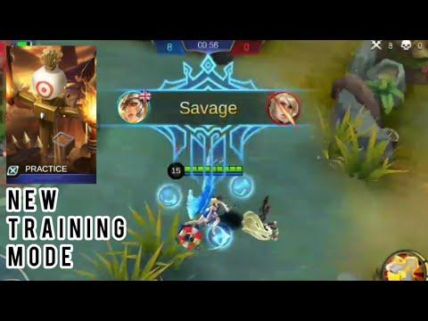 New Training Mode | Mobile Legends Bang Bang
