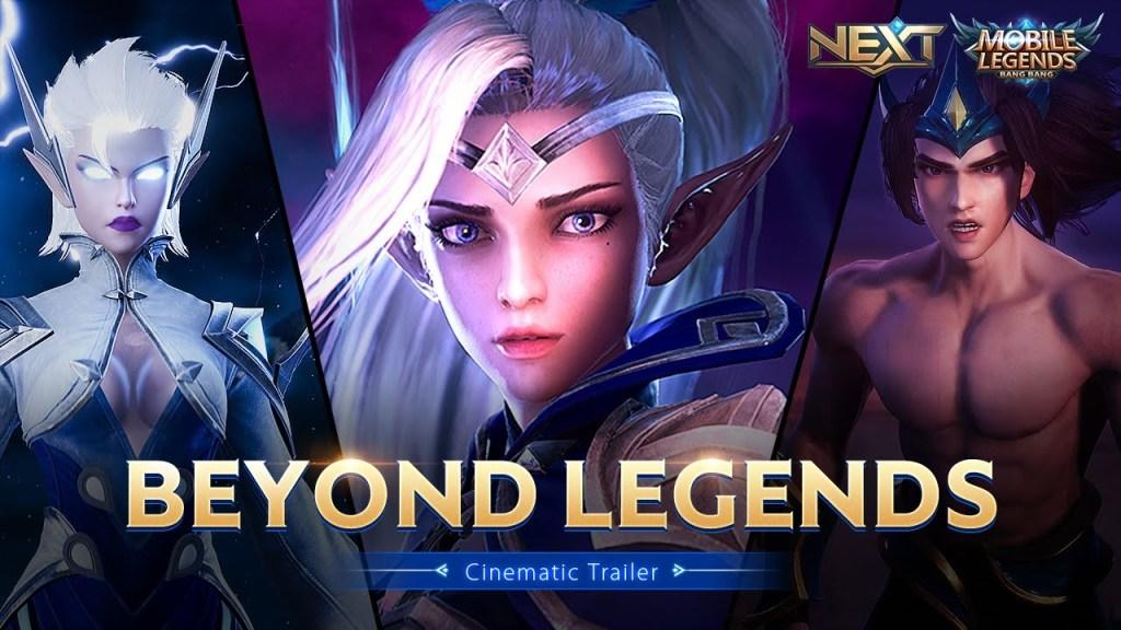 Beyond Legends | Project NEXT Cinematic Trailer | Mobile Legends: Bang Bang