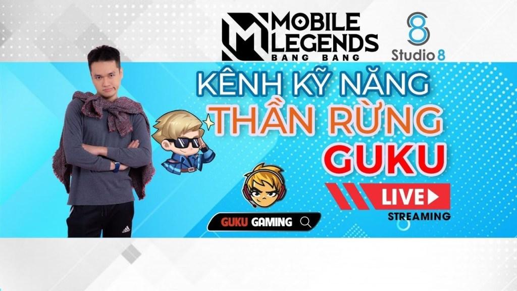 Mobile Legends: Bang Bang | GUKU GAMING | 13/10/2020 | Vinh/Quang/Thần/Thoại/Off/Stream