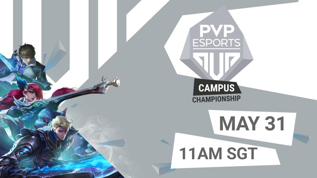 PVP Esports Mobile Legends Bang Bang Campus Championships Open Qualifiers Day 2