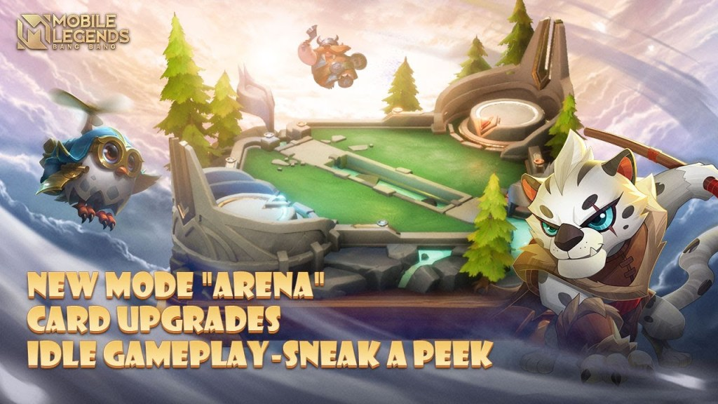 Arena Mode Spotlight | Mobile Legends: Bang Bang