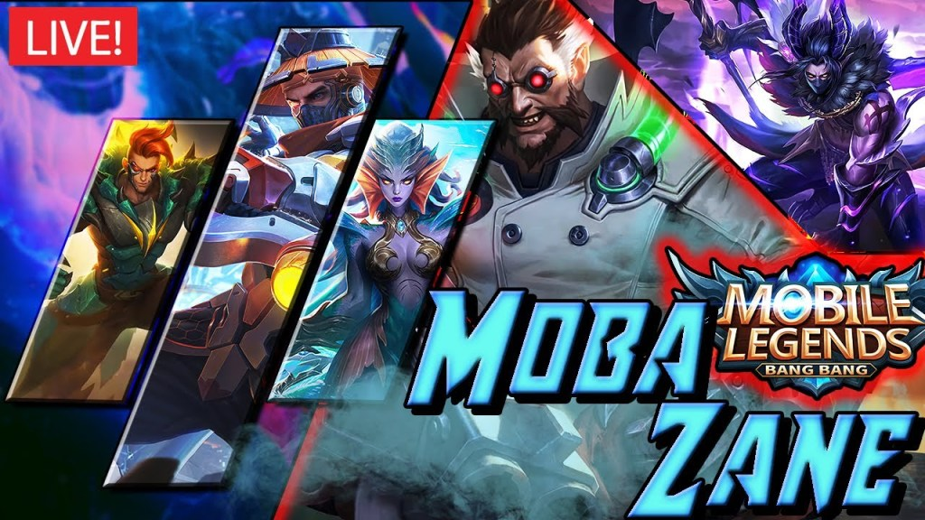 -700 IQ Mobile Legends Gameplay | MobaZane | 1/9
