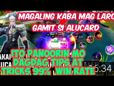 Alucard mobile legends | 1vs5 Gameplay| tips and tricks for Maniac tutorials