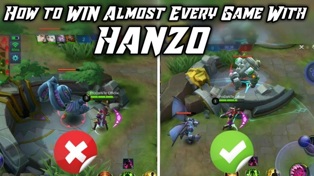 Never lose a Star with HANZO | Hanzo Jungle Guide | Mobile Legends