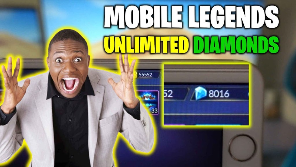 Mobile Legends Hack - How to Hack Mobile Legends Free Diamonds & Battle Points - Android & iOS