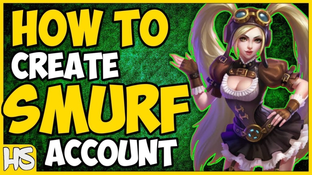 How to Create Smurf Account in Mobile Legends: Bang Bang (in 2020)