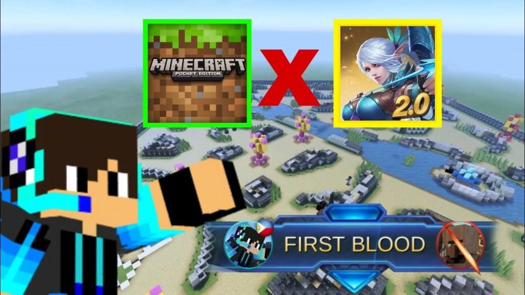 Mobile Legends in Minecraft Version
