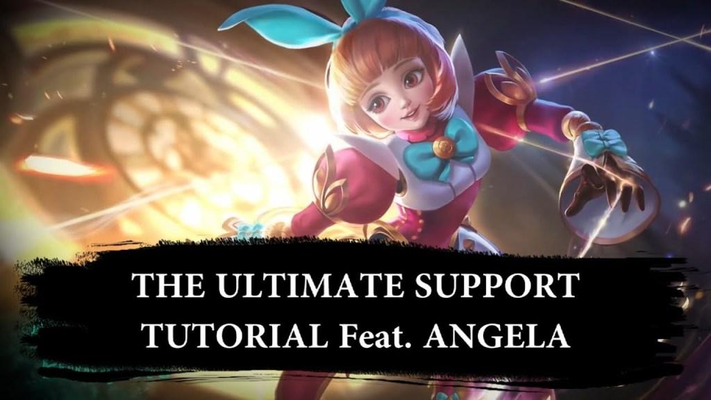 The Ultimate Support Angela Tutorial | Mobile Legends Bang Bang