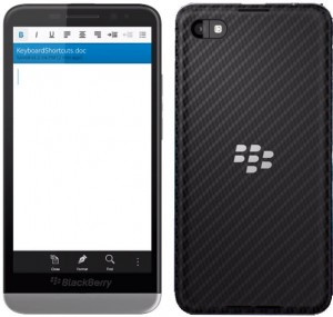blackberry z30 coming soon