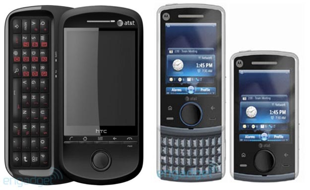 attandroid Google Android Coming to AT&T Via HTC Lancaster and Motorola Heron