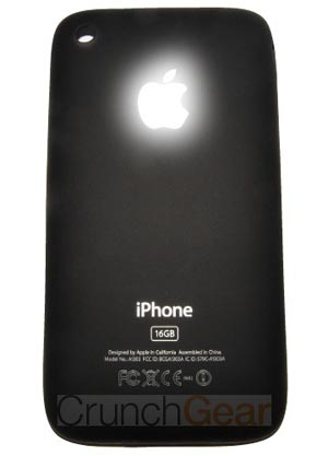 iphoneglow Glowing Apple Logo Coming to Next-Gen iPhone