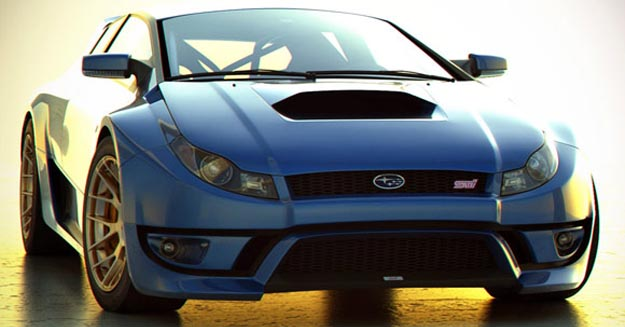 newimpreza GRID Designs Next-Generation Subaru Impreza WRX STi