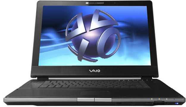 touchvaio Touchscreen Sony VAIO Notebooks with PSN Integration