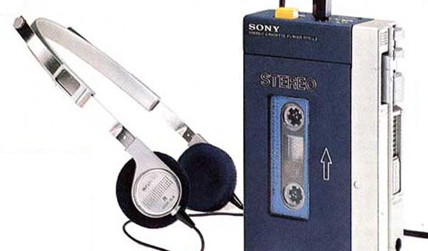walkman2 Sony Walkman Is 30 Years Old!