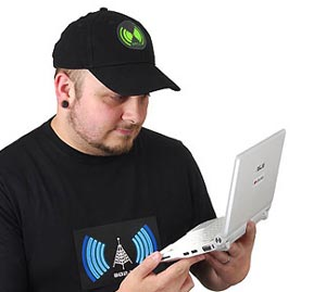 wifihat Detecting Wi-Fi Hotspots with Your Head