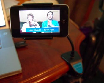 iyf Clippable Stand Puts iPhone In Your Face