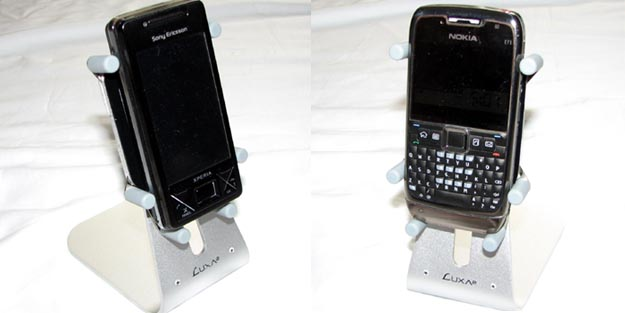luxa-3 REVIEW - LUXA2 H1-Touch Cell Phone Desktop Stand
