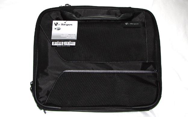v7targus-1 REVIEW - V7 Premium Toploader Laptop Case by Targus