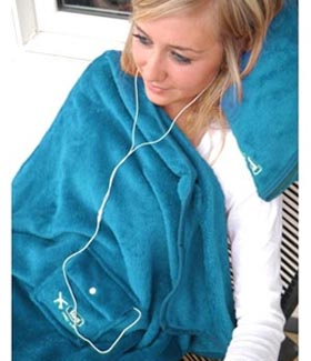 blanket  The Snuggie for Gadget Geeks