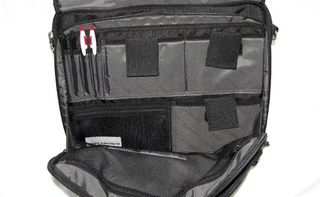 mobileedgem-3 REVIEW - Mobile Edge ScanFast Messenger Laptop Bag