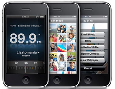 iphonefm Apple iPhone Hides Ability to Play FM Radio