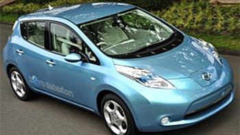 leaf BC to Get Nissan Leaf Electric Car in 2011