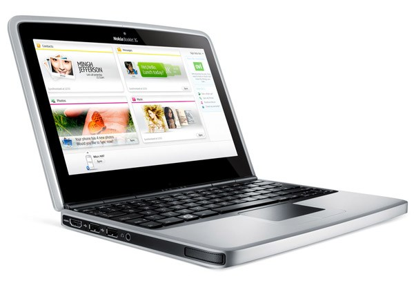 nokiabooklet2 Nokia Booklet 3G Netbook for $299 or $599