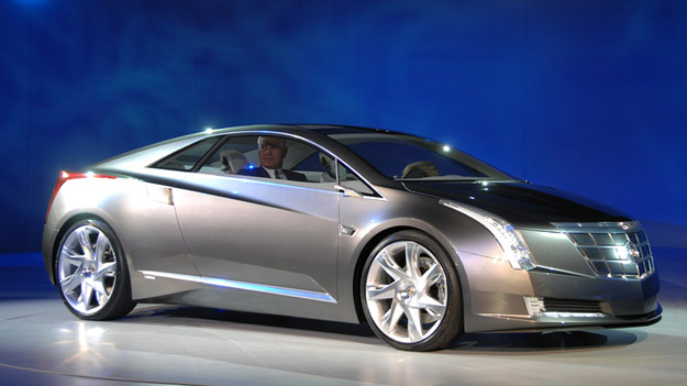 cadillac Cadillac Converj Hybrid Coupe Gets Green Light?