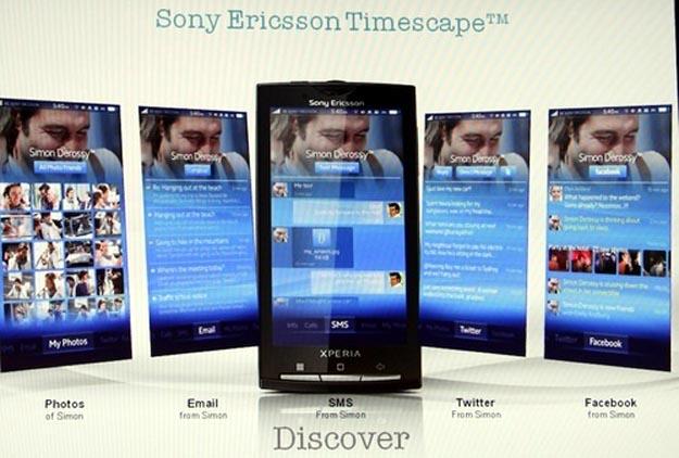 senexus Custom Android UI Named Sony Ericsson Nexus