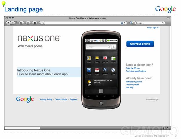 nexusone Nexus One Google Phone Ain't So Cheap After All