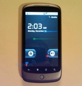 nexusoneunlocked Google to Sell Nexus One Unlocked for $199